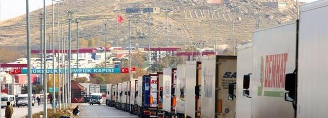 Border Crossing Opens to Imports From Turkey