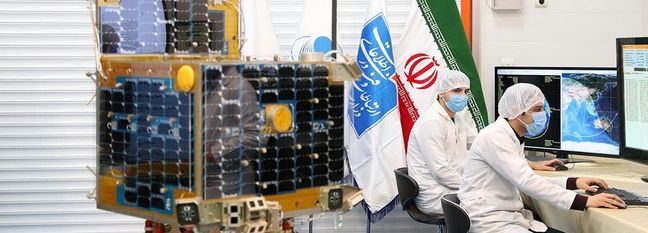 Islamic Republic Working on Two Satellite Launch Vehicles
