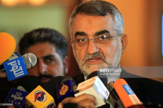 Boroujerdi: Safeguarding peace, Iran's principle military policy