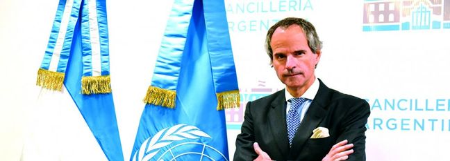 Argentina's Grossi to Head IAEA