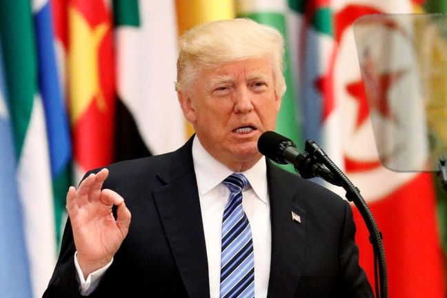 Trump Warned Saudis Off Military Move on Qatar