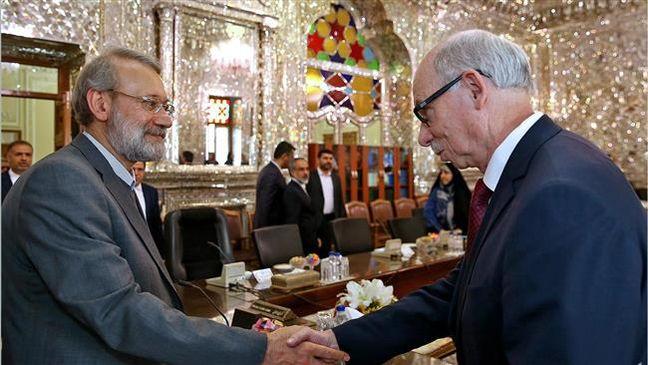Iran's diplomacy based on dialogue, negotiation: Larijani