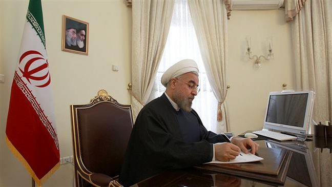 Iranian President Rouhani urges peace, moderation as Ramadan starts