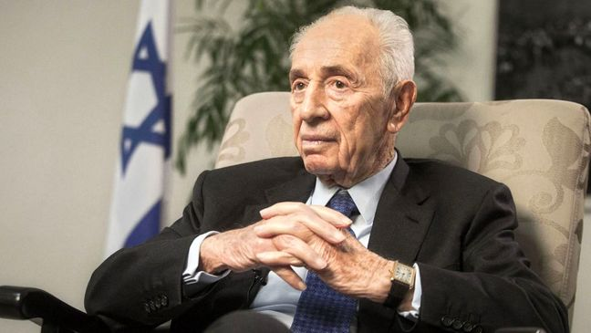 Shimon Peres Hospitalized After Suffering Stroke