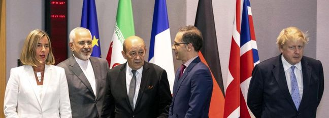 Determination Missing in European Efforts to Save Nuclear Agreement