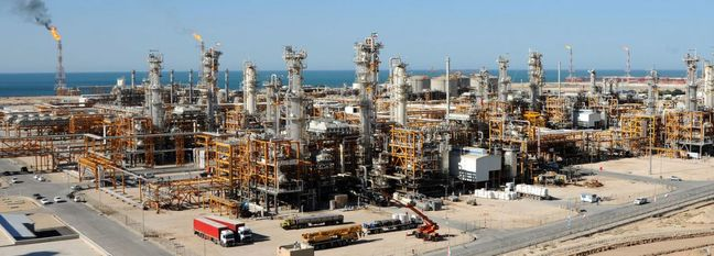 South Pars Reports Increase in Petrochem, Condensate Export