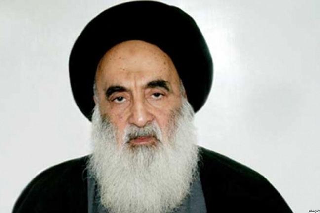 Judiciary Chief meets Ayatollah Sistani