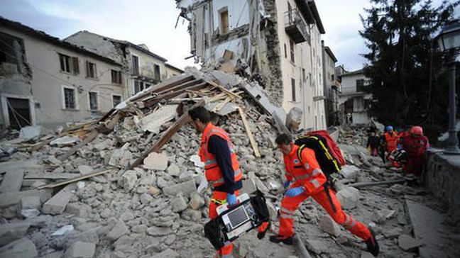At Least 21 Dead as Italy Earthquake Reduces Towns to Rubble