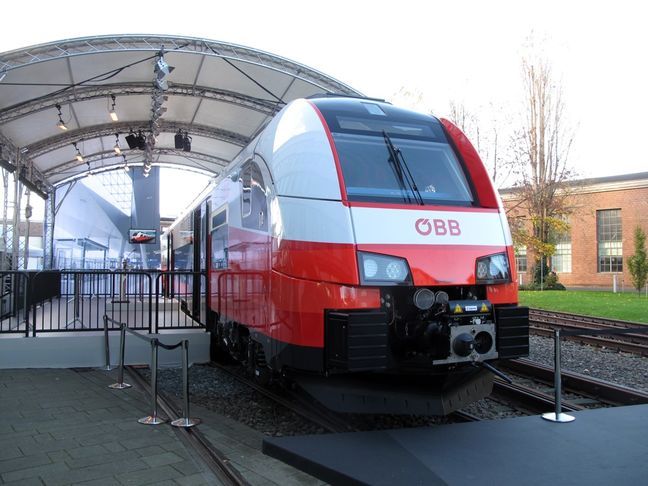 Iranian company in talks with Siemens to make wagons