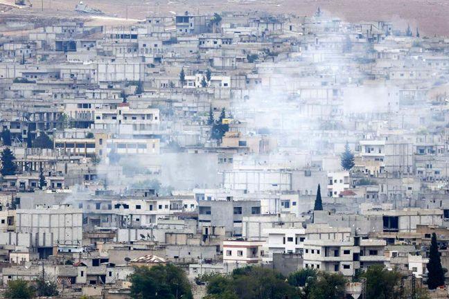 No incursion into Kobani: Kurds warn Turkey