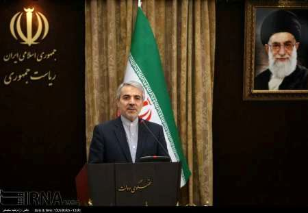 Regional peace, Iran's top foreign policy priority: Gov't spokesman