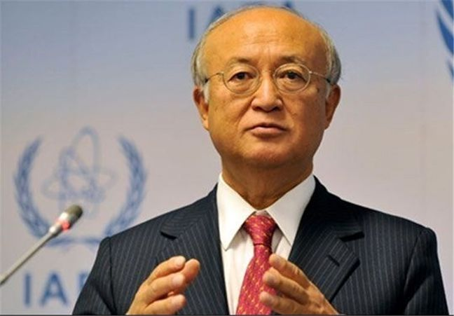 IAEA chief arrives in Tehran to discuss nuclear deal