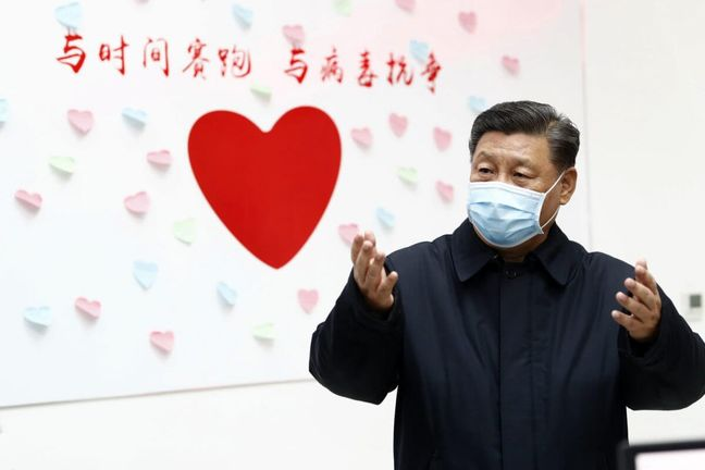 Xi Vows to Support Chinese Economy