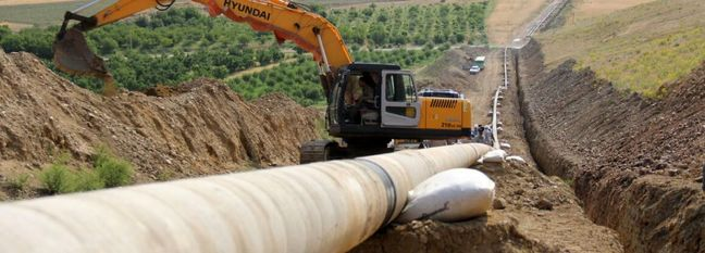 Sistan and Baluchestan Gas Pipeline Project in Fast Lane