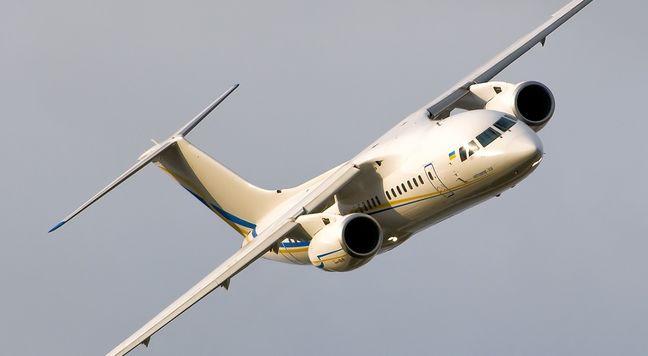 179 Killed in Ukrainian Plane Crash