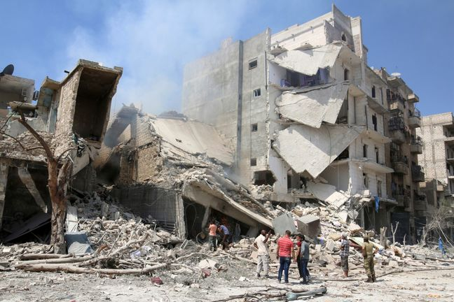 Failing Syrian Truce Fuels Question of Whether It Had Chance