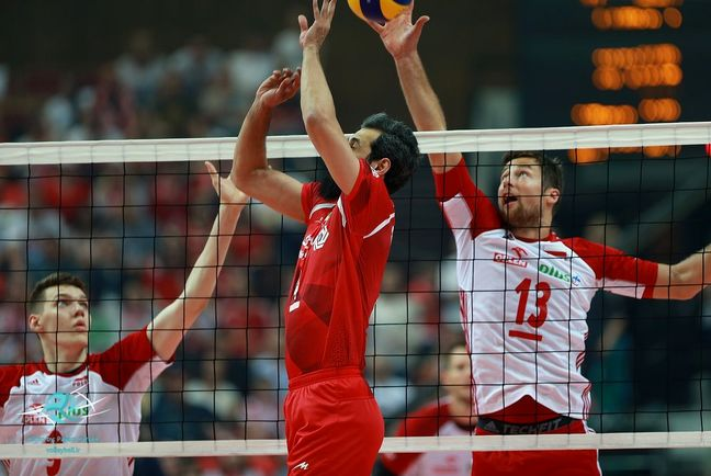 Iran defeats Kazakhstan 3-0 to qualify for 2018 FIVB Volleyball Men's World Championship