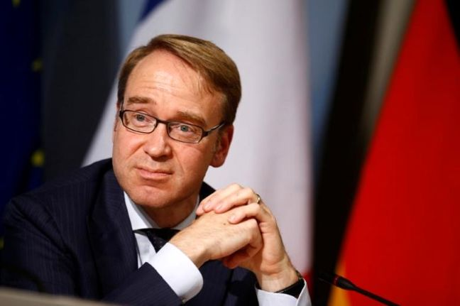Weidmann Says ECB Is Starting to Debate Changing Guidance