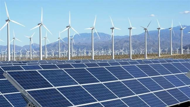Increase in Renewable Power Production