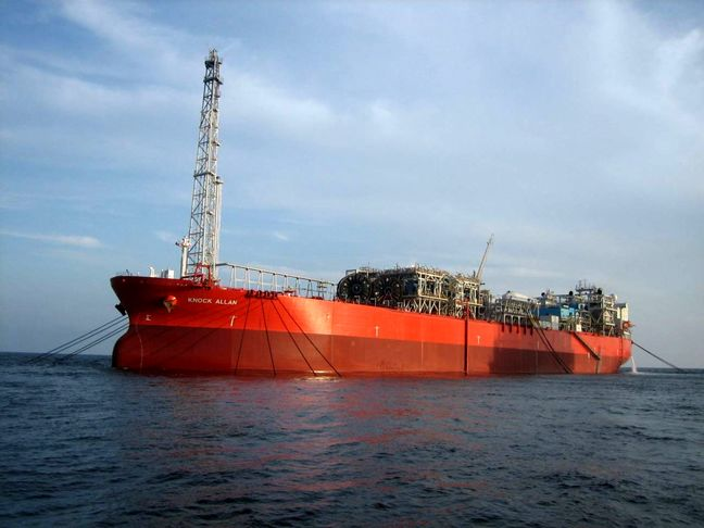 Oil bet gone wrong: rusting tankers and rigs clog up Asian waters