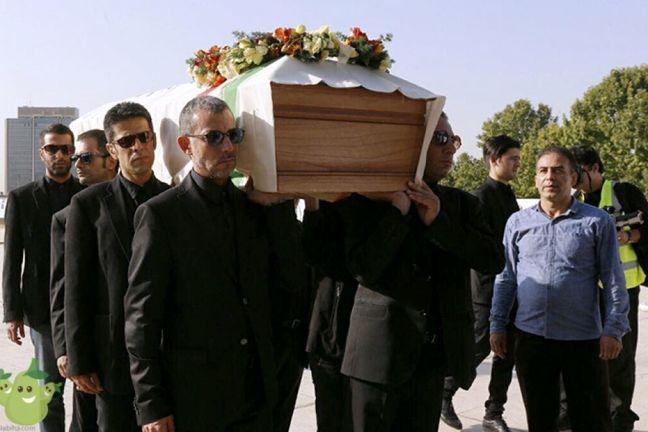 Tehran holds funeral ceremony for award-winning film director