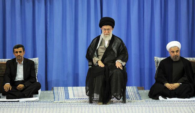 Iran's Supreme Leader to Ahmadinejad: Running for Iran President a Bad Idea
