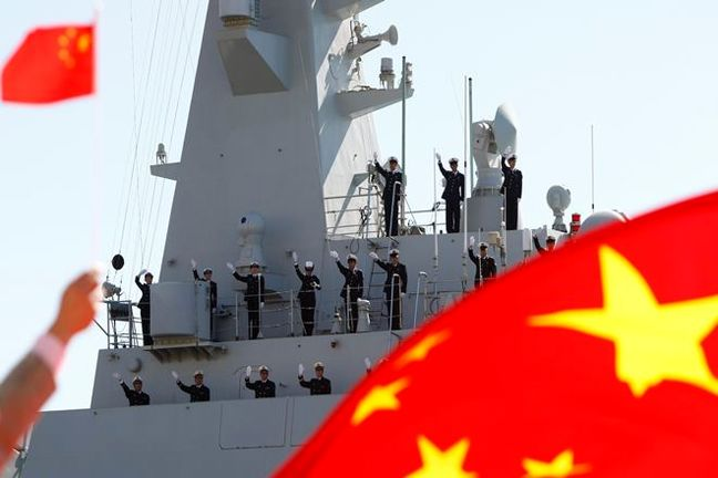 China Rejects Trump's Comment That It Stole U.S. Naval Drone