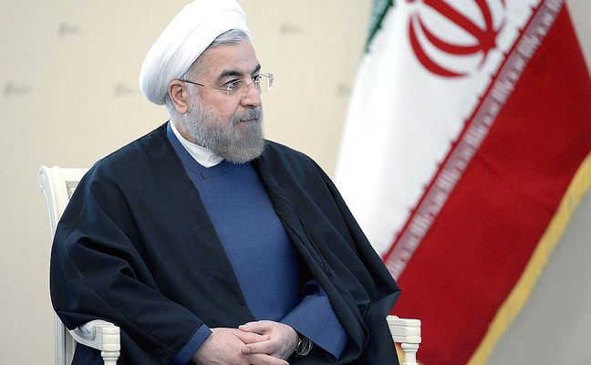 Iranian reformists agree on Rouhani as 2017 presidential candidate
