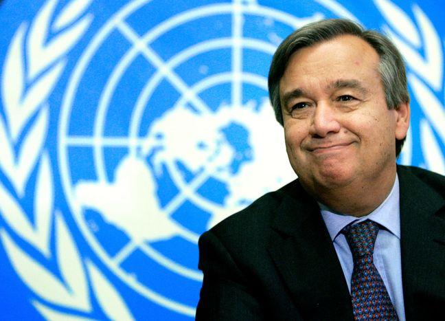UN secretary-general congratulates Rouhani on his reelection