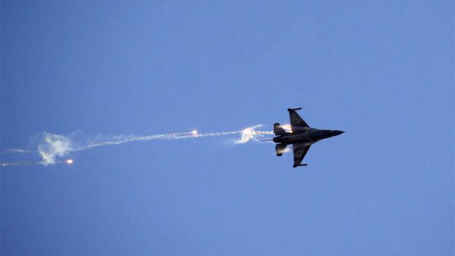Israel Attacks Syrian, Iranian Posts as Border Region Boils