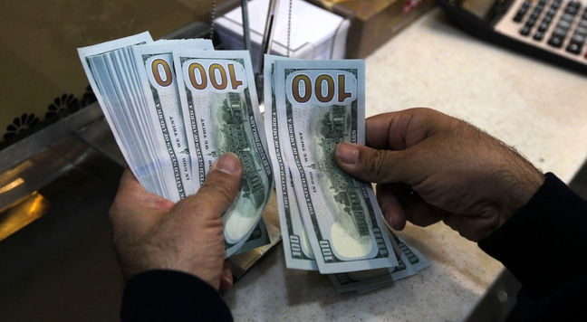 Tehran Market: US Dollar Scales New Heights