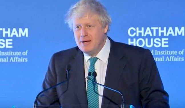 UK foreign minister says 'no doubt' Iran Nuclear Deal will continue