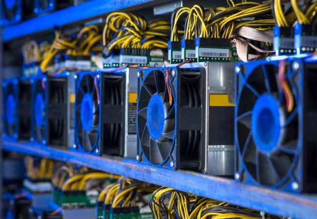 A new licensed bitcoin mining farm is getting set up in Iran
