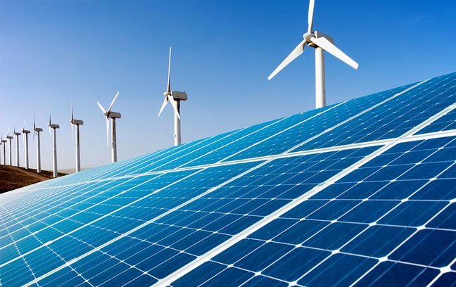 Renewable Capacity to Reach 1,000 MW by March 2018