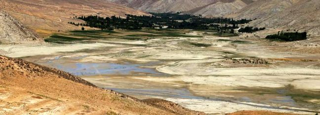 Groundwater Reserves Depleting Rapidly in Zanjan