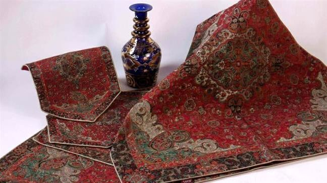 Termeh Iran's most luxurious handwoven cloth