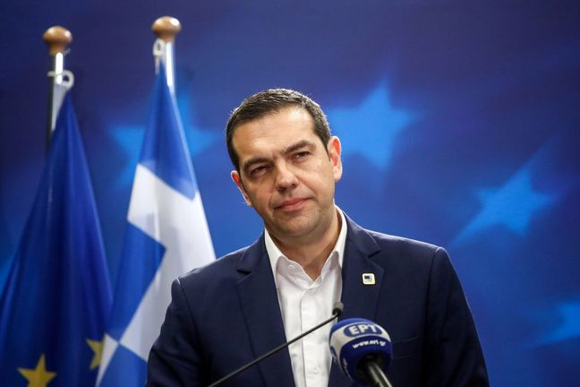Tsipras Fights on All Fronts as Greece Is Back in the Spotlight
