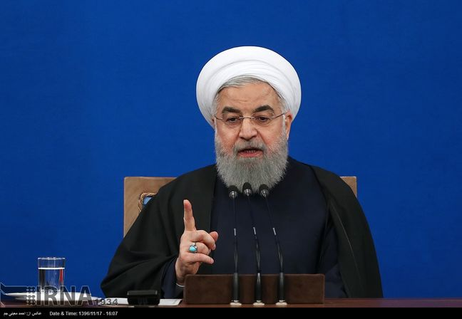 Rouhani: JCPOA Policy Based on Interests