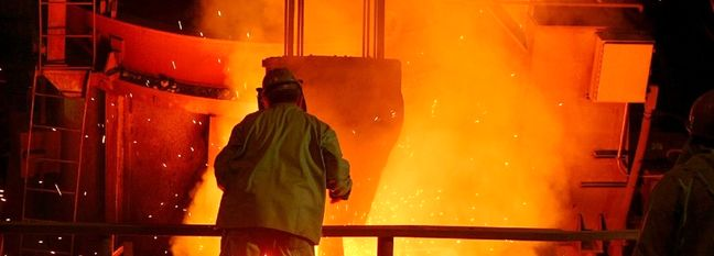 Iran Registers World's Third Highest Growth in Steel Output