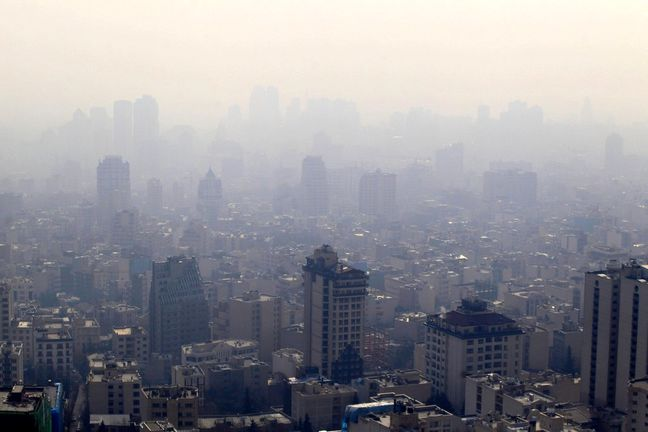 Is There an End in Sight to Tehran's Costly Pollution?