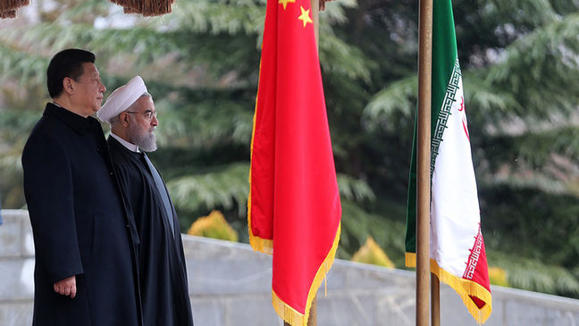 Iran Trade With China Up 41%
