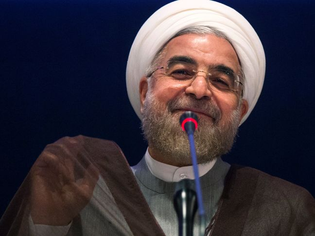 Rouhani: Iran backing constructive engagement to address crises