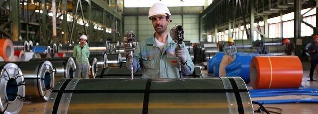 Iran's Steel Production Capacity Projected to Top 43m Tons