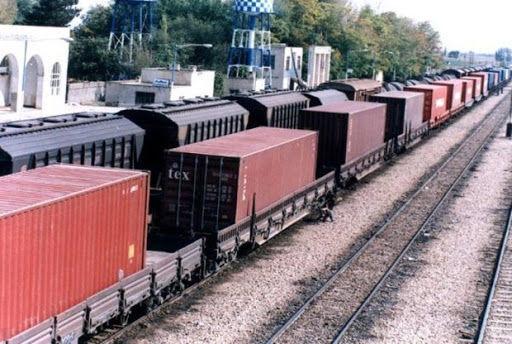 20-Fold Rise in Exports From Razi Rail Border