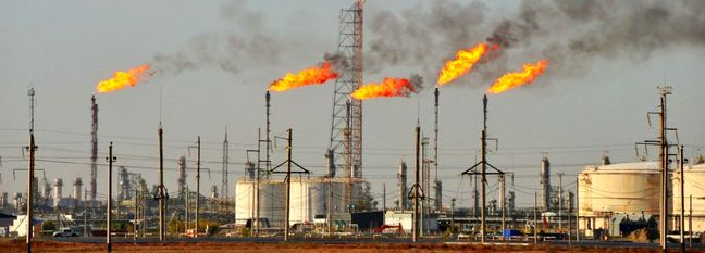 Private Company Collects APG in Khuzestan Oilfield