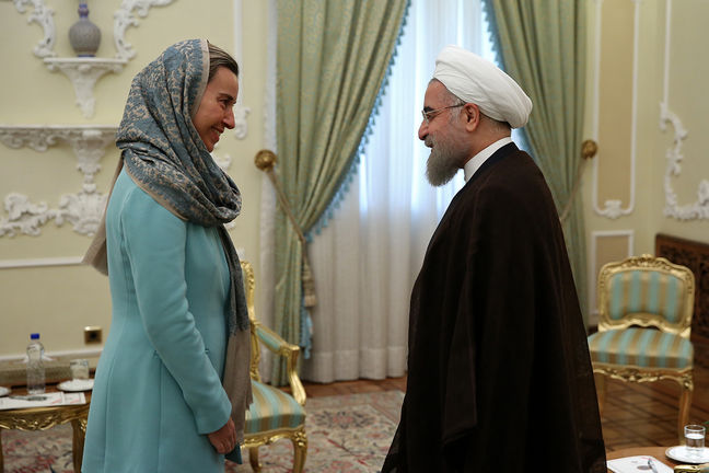 Rouhani: Tehran to broaden cooperation with Europe in civil rights