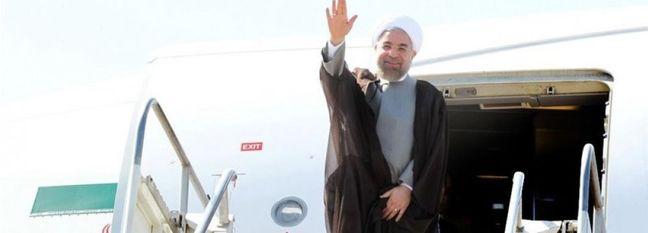 Rouhani to Attend NAM Summit in Baku