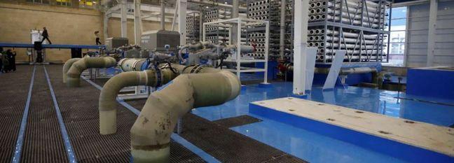 Iran Desalination Capacity to Reach Half Million cm/d
