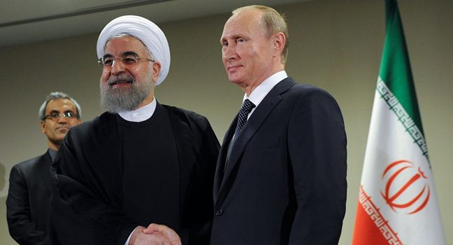 Iran, Russia diplomats review President Rouhani's upcoming visit to Moscow