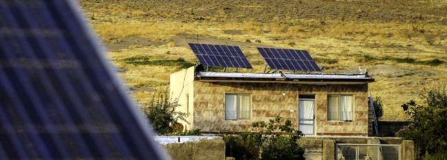 Solar Power for Rural Folks, Nomads
